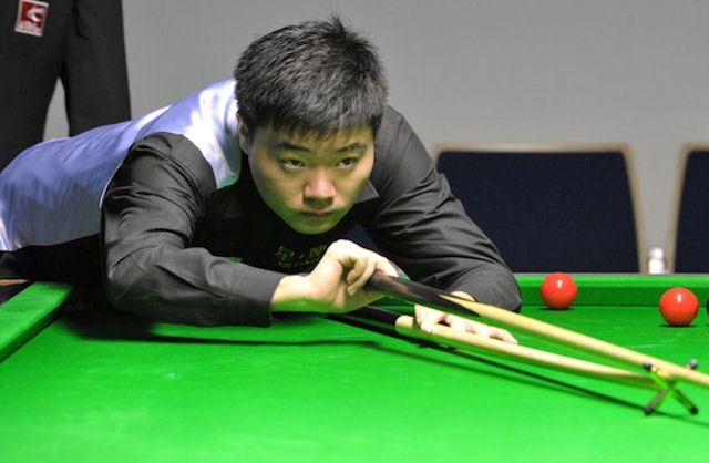 Ding Junhui a Welsh Openen