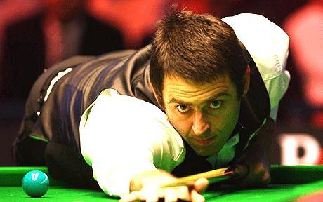 Ronnie O'Sullivan a Welsh Openen