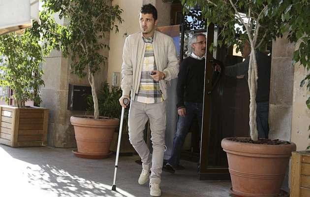 David Villa áprilisban visszatérne - Fotó:marca