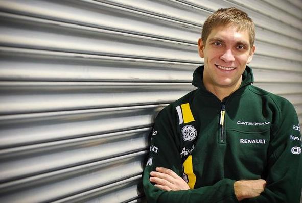 Petrov váltotta Trullit - Fotó:formula1.com