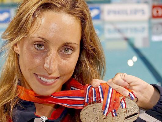 Gemma Mengual a sportág egyik legjobbja volt, így sokakat meglep hirtelen visszavonulása - Fotó:cuatro.com