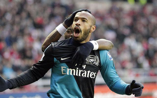 Henry jó teljesítménnyel búcsúzna kedvenc csapatától - Fotó: AFP
