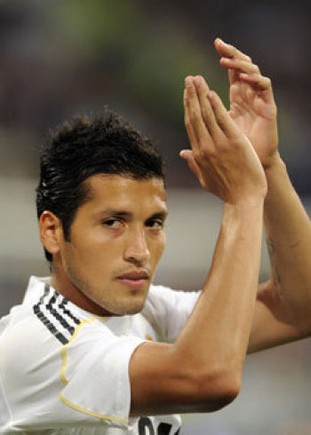 Ezequiel Garay a Real Madridban