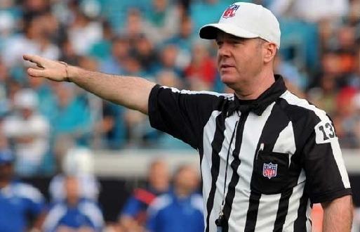 John Parry élete feladatát kapta az NFL-től - Fotó: nfl.com