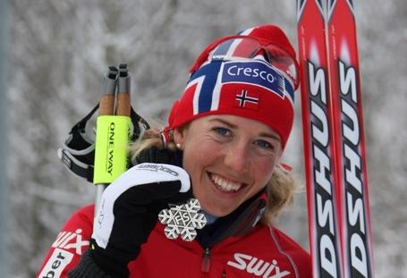 Kristin Steira nehéz időszakon van túl, Ribinszkben ezért nem indulhatott - Fotó:fiscrosscountry.com