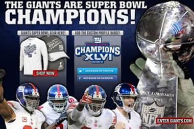 A Giants honlapjának szerkesztői nagyot hibáztak, pedig csak előre készültek - Fotó:boston.com