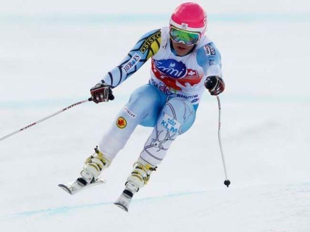 Benjamin Thomsen Szocsiban villantott nagyot, két év múlva olimpiai érmes is lehet - Fotó:Wolfgang Rattay - Reuters