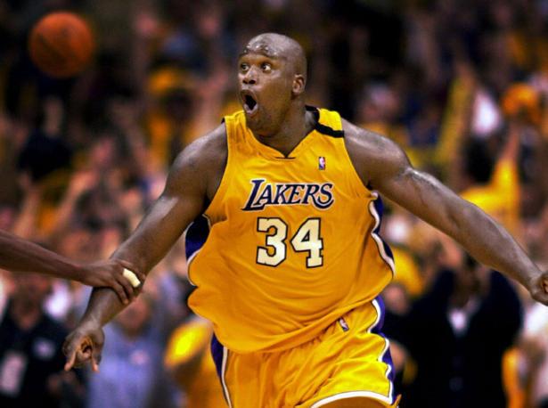 Shaquille O'Neal korszakos egyénisége volt a Los Angeles Lakersnek - Fotó: lakerstraderumors.com