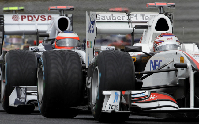 Sauber-Williams